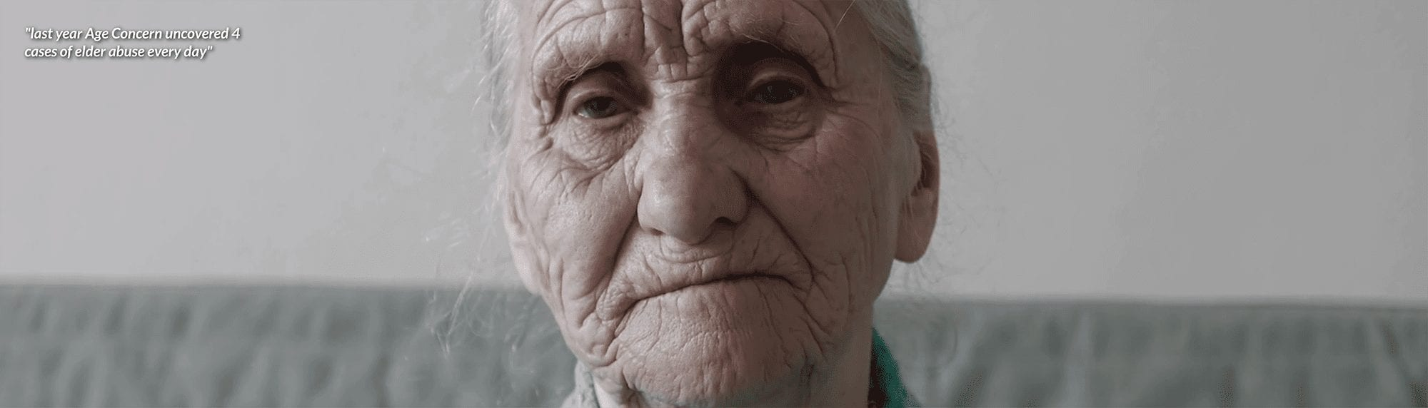 last year Age Concern uncovered 4 cases of elder abuse every day