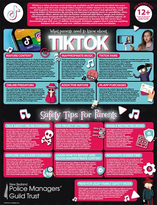 TikTok Safety Tips for Parents